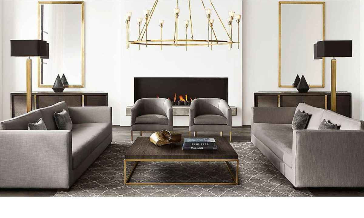 57 Modern Living Room Color Schemes Decor Ideas