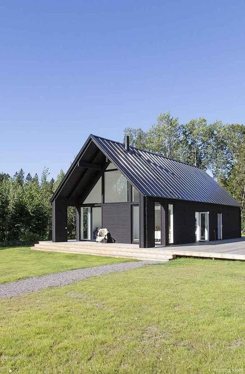 57 Modern Small Farmhouse Exterior Design Ideas