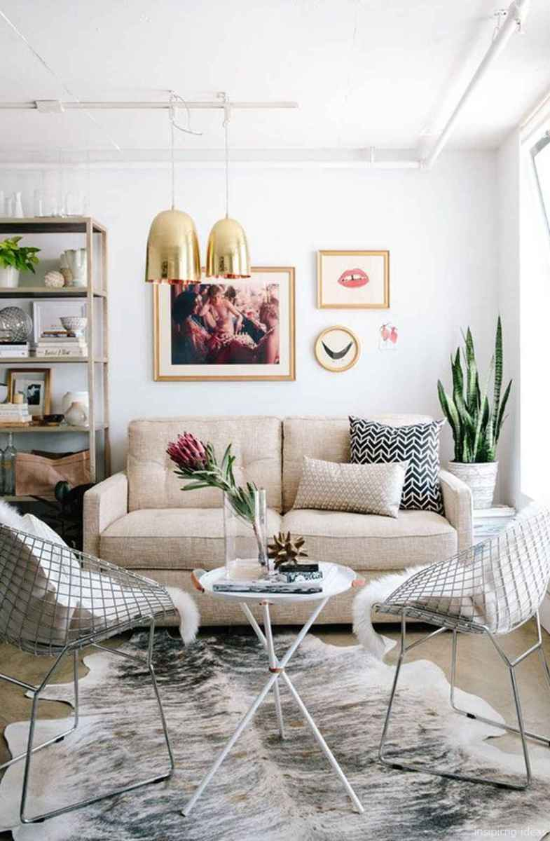 58 Chic Apartment Decorating Ideas