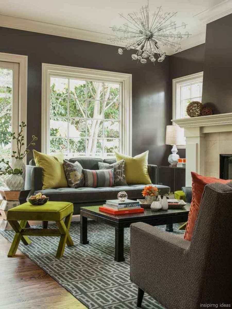 62 Modern Living Room Color Schemes Decor Ideas