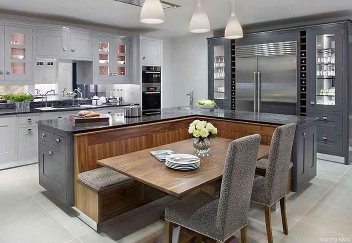 65 Fabulous Modern Kitchen Island Ideas