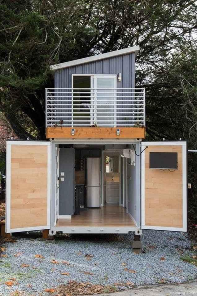 67 Genius Container House Design Ideas