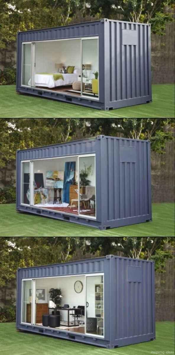 68 Genius Container House Design Ideas