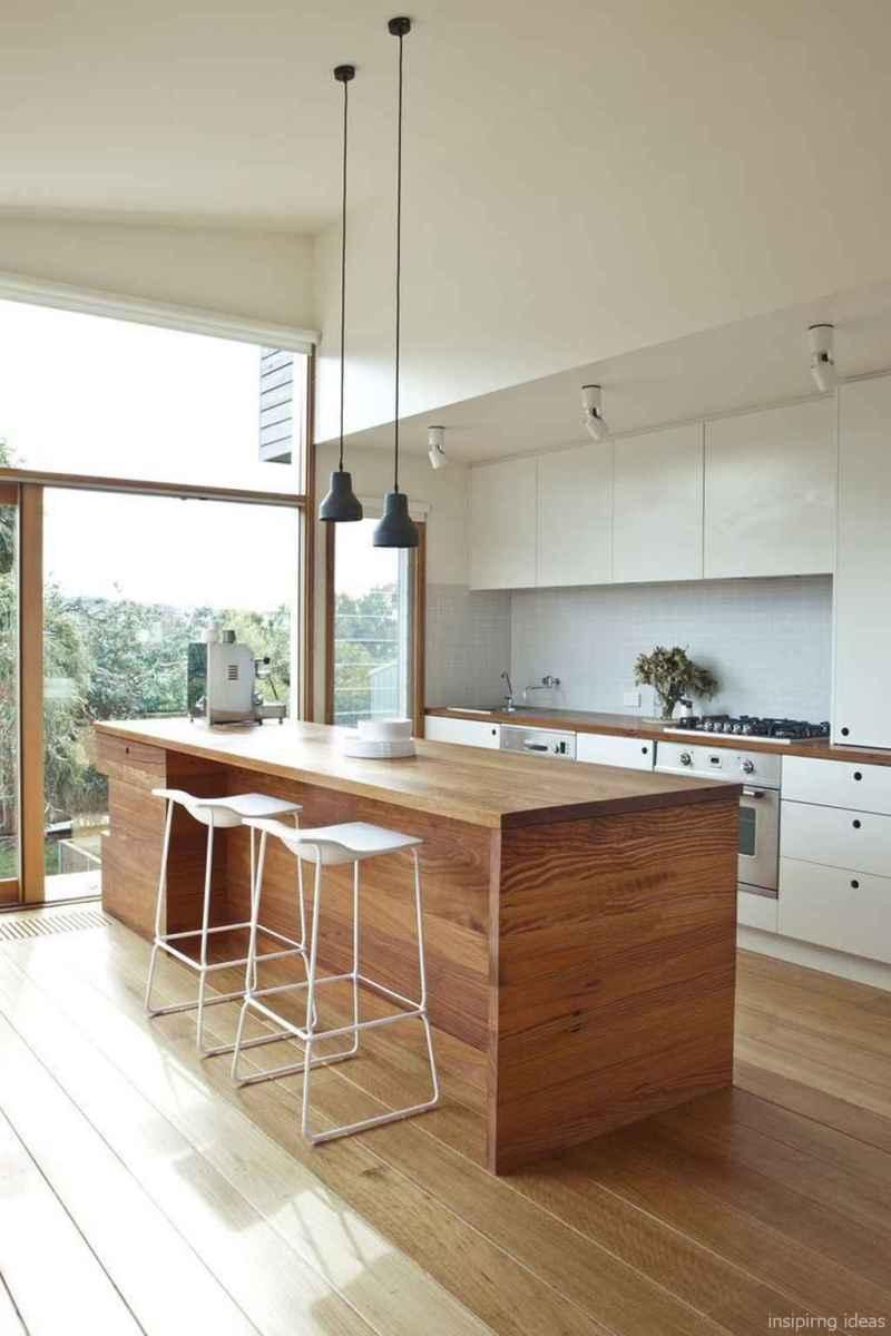 69 Fabulous Modern Kitchen Island Ideas