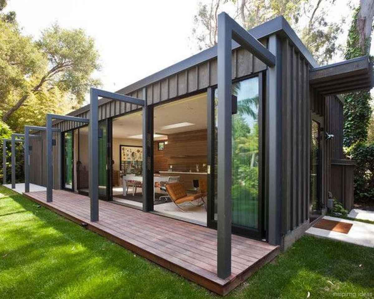 71 Genius Container House Design Ideas