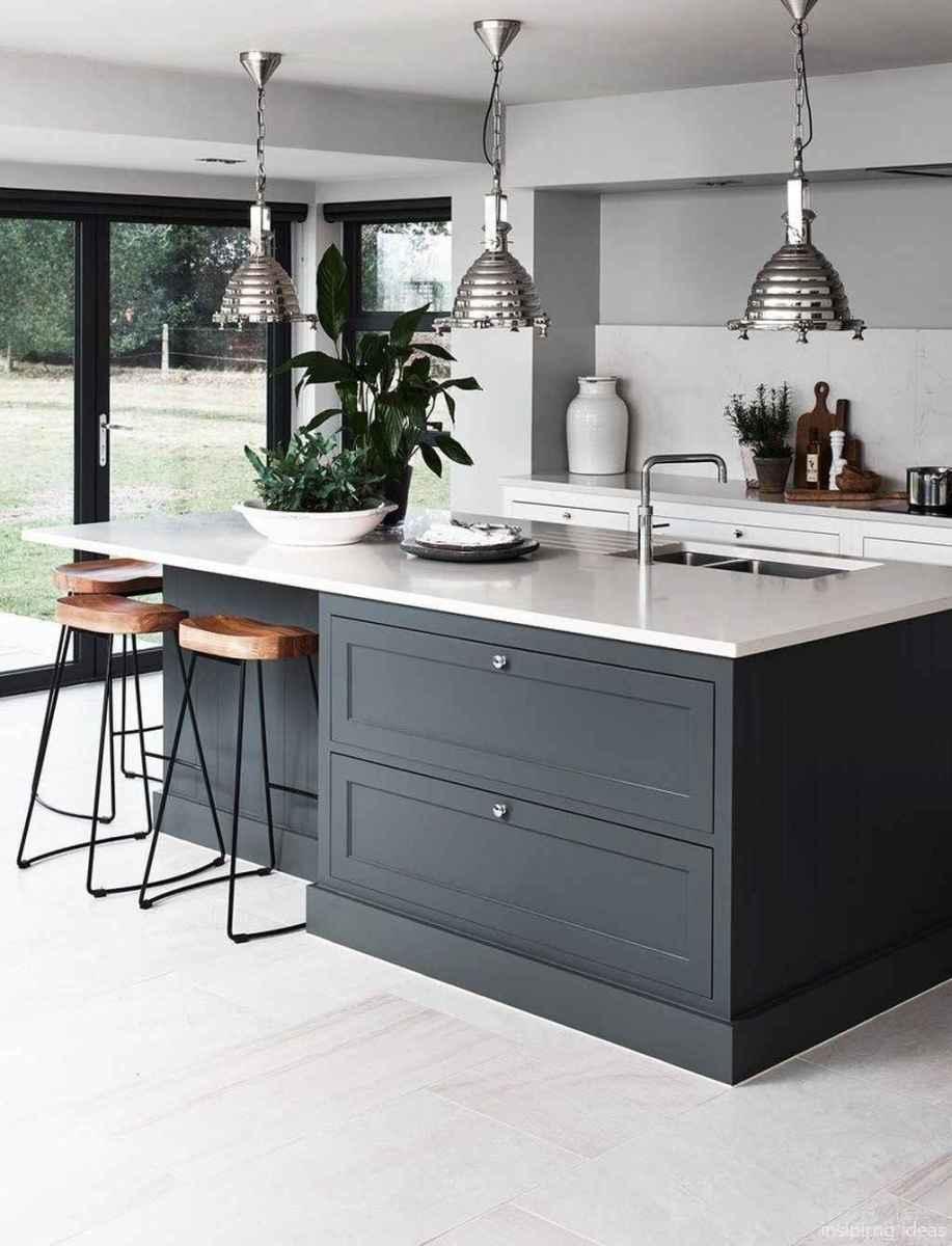 72 Fabulous Modern Kitchen Island Ideas