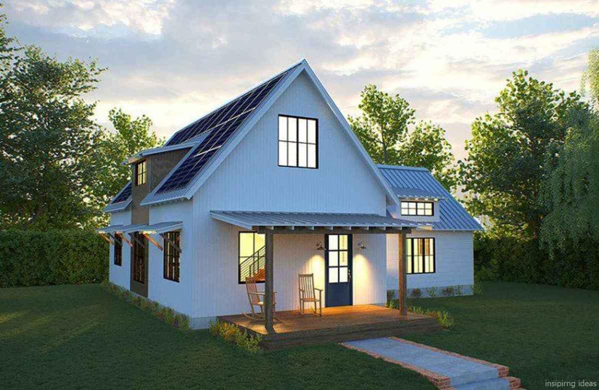 76 Modern Small Farmhouse Exterior Design Ideas