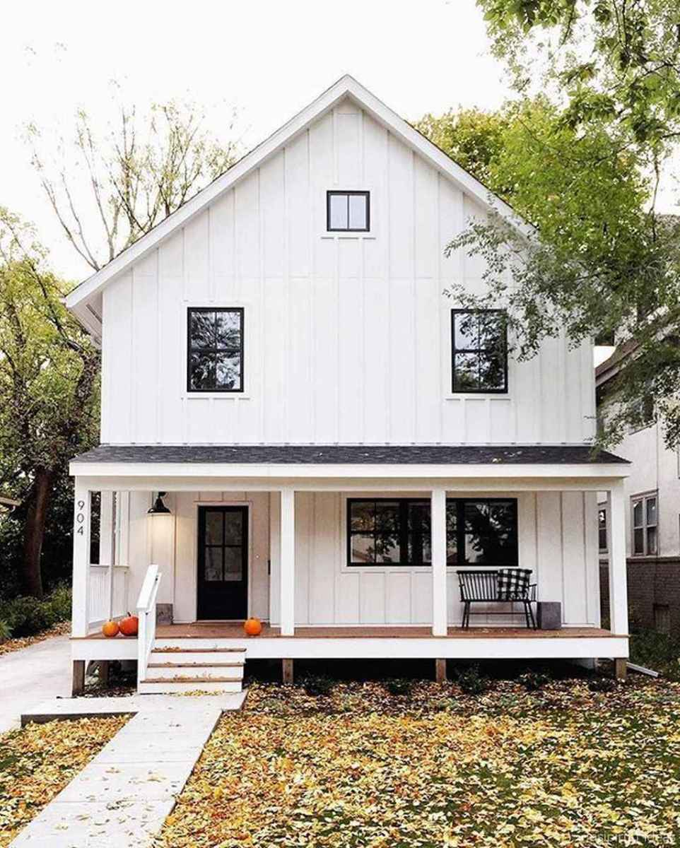 79 Modern Small Farmhouse Exterior Design Ideas