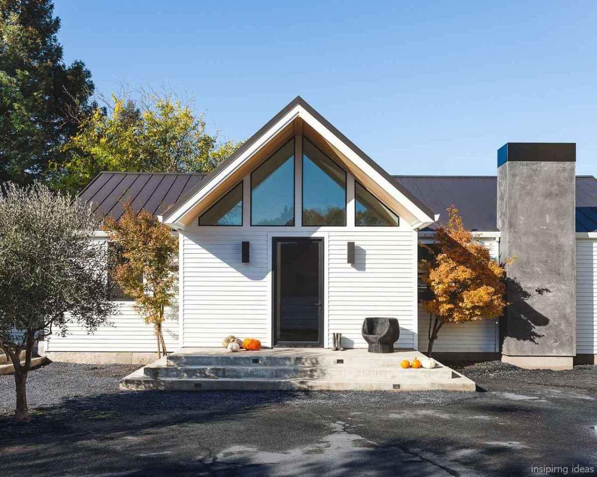 81 Modern Small Farmhouse Exterior Design Ideas