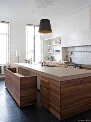 84 Fabulous Modern Kitchen Island Ideas