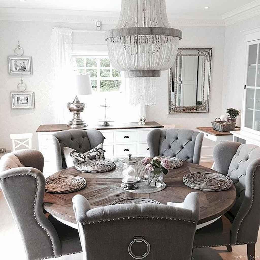 03 Beautiful Modern Farmhouse Dining Room Decor Ideas
