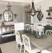 04 Beautiful Modern Farmhouse Dining Room Decor Ideas