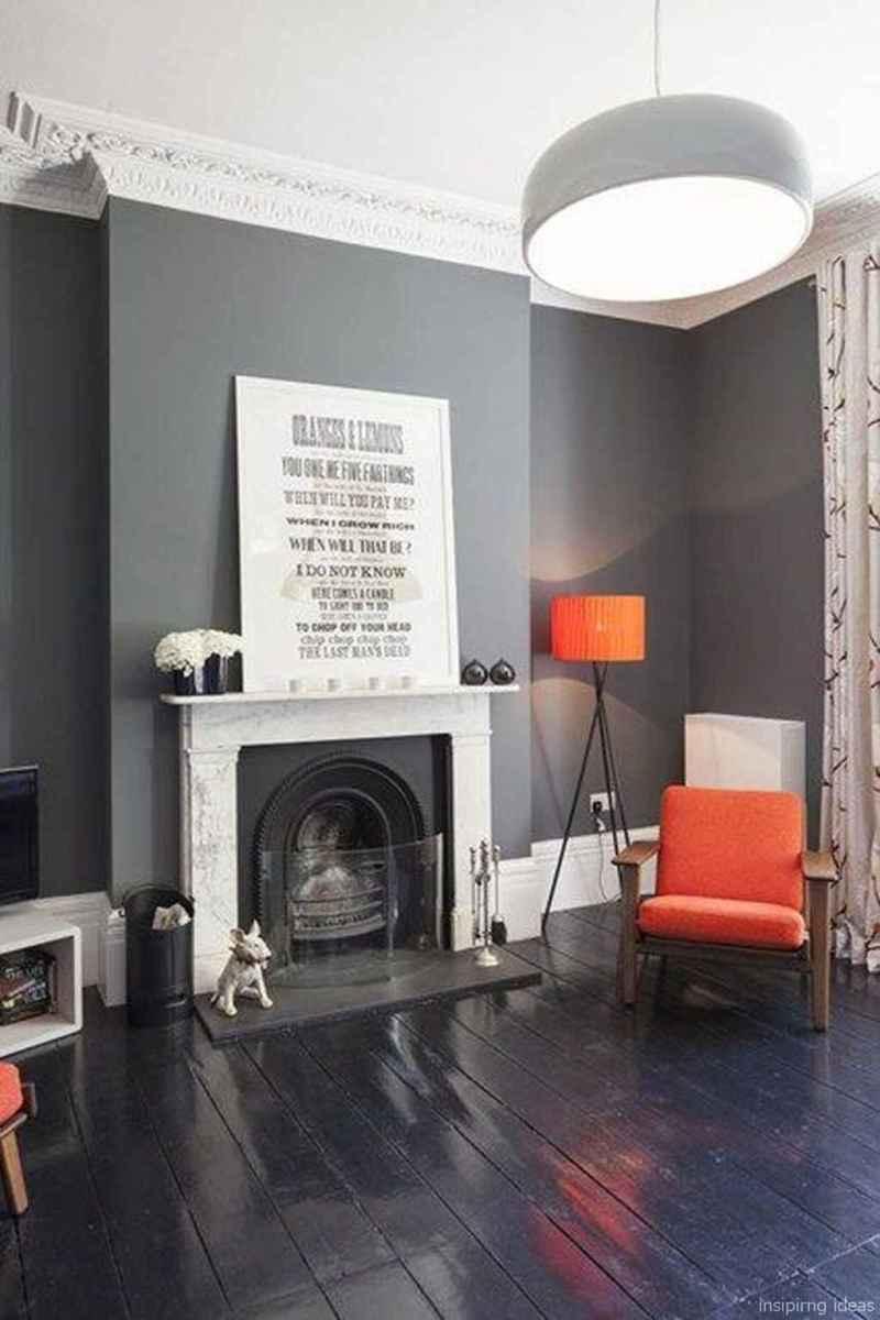 04 Fabulous Modern Gray Living Room Decor Ideas