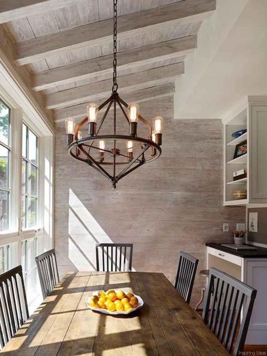 13 Beautiful Modern Farmhouse Dining Room Decor Ideas