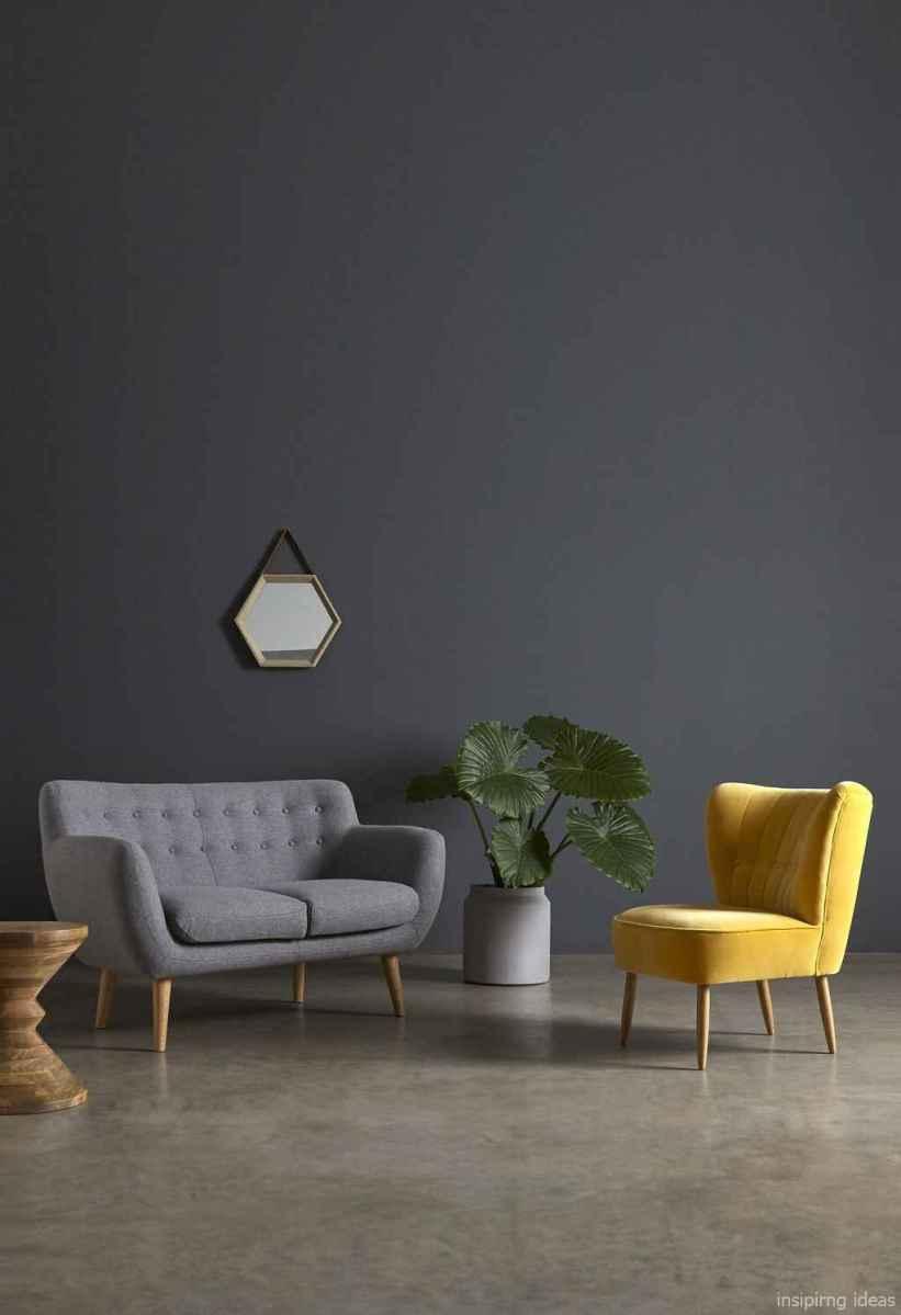 24 Fabulous Modern Gray Living Room Decor Ideas