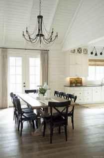 32 Beautiful Modern Farmhouse Dining Room Decor Ideas