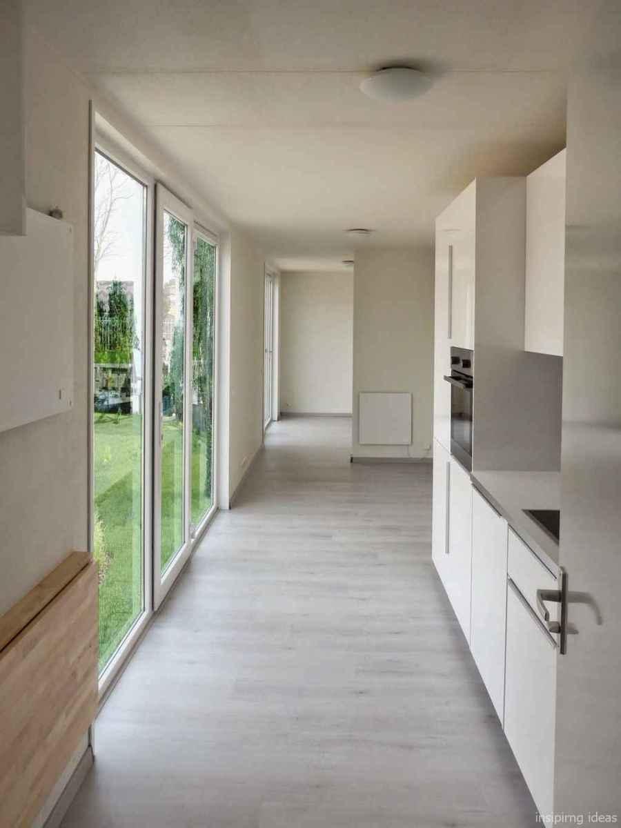 32 Unique Container House Interior Design Ideas