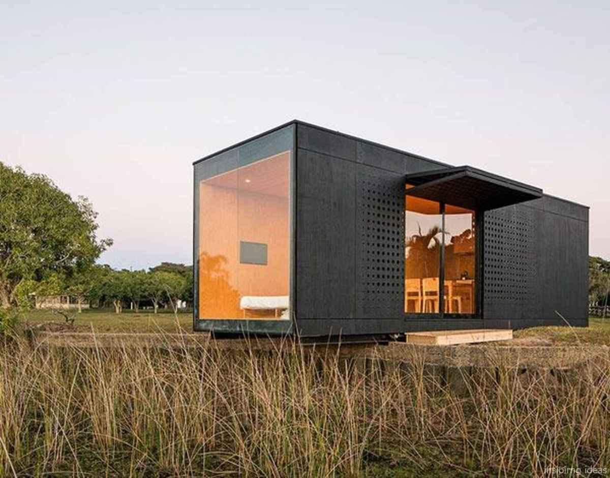 38 Unique Container House Interior Design Ideas