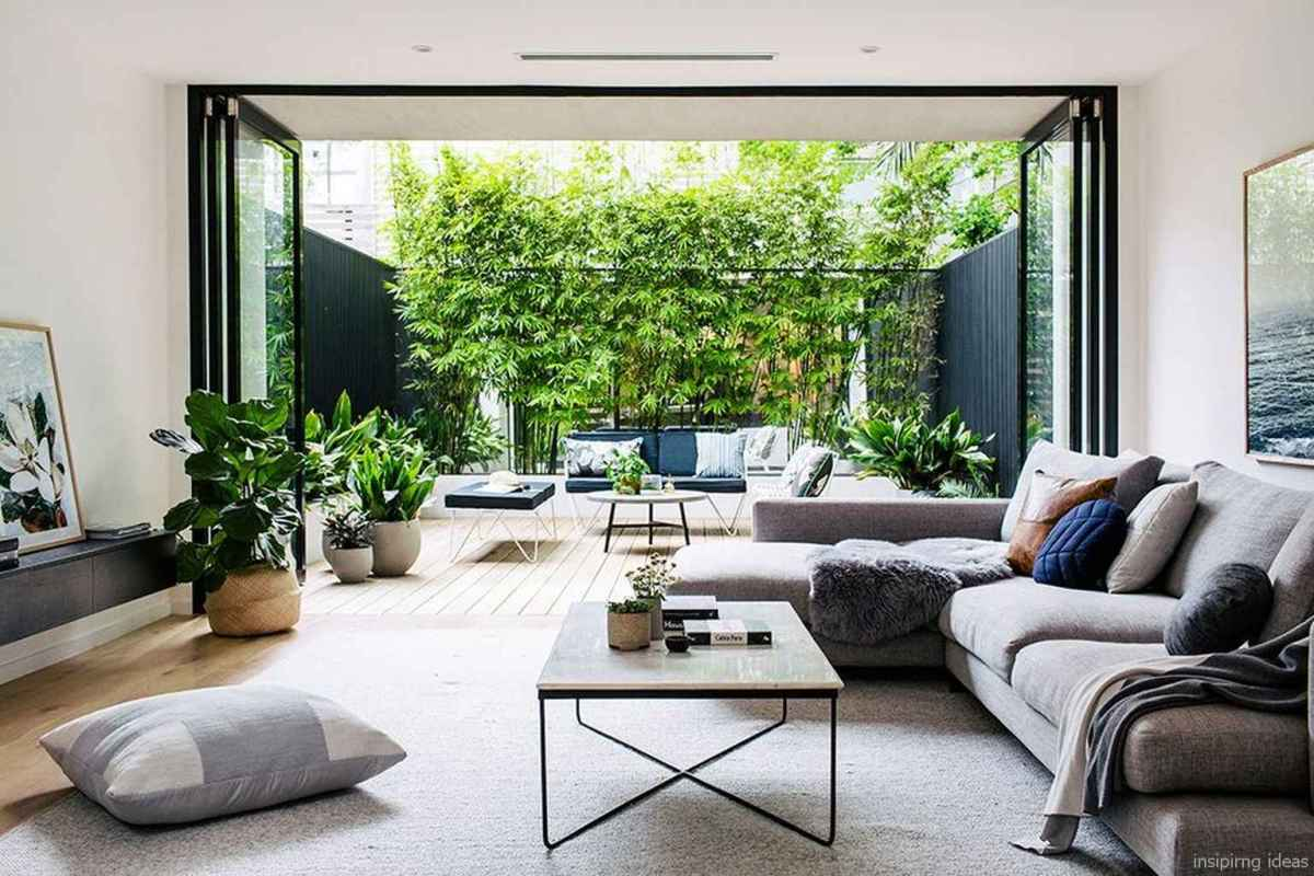 40 Fabulous Modern Gray Living Room Decor Ideas