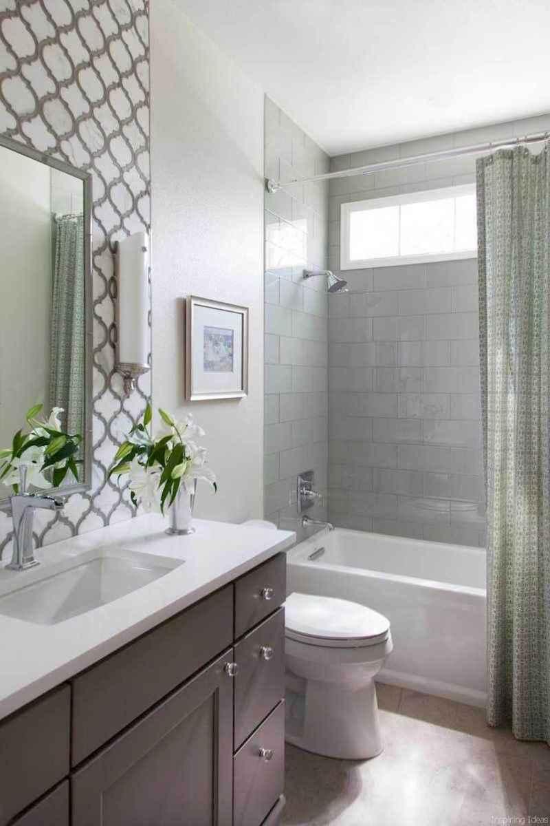 41 Genius Small Bathroom Makeover Ideas