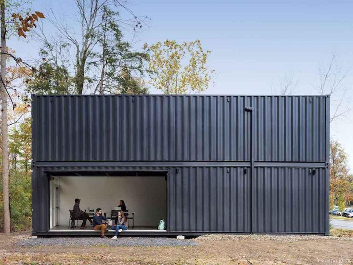 41 Unique Container House Interior Design Ideas