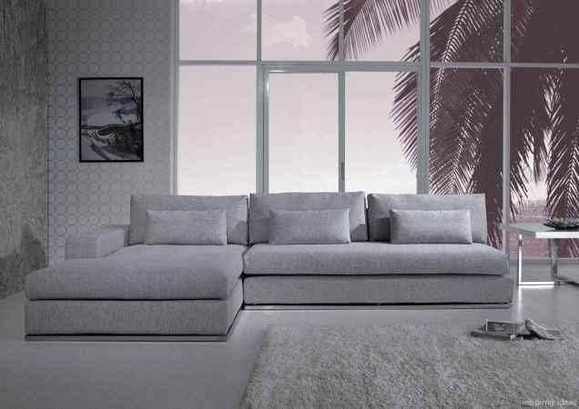 46 Fabulous Modern Gray Living Room Decor Ideas