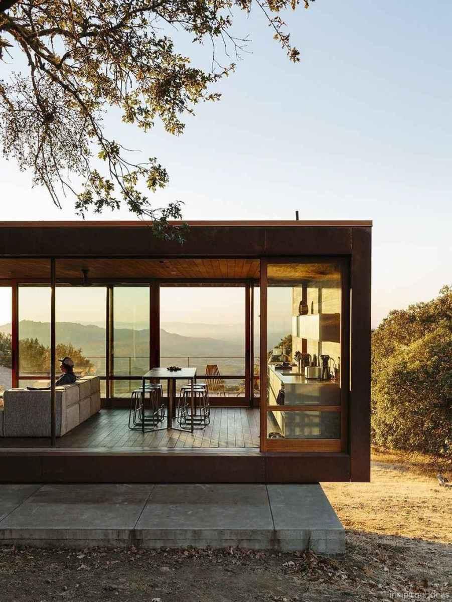 46 Unique Container House Interior Design Ideas
