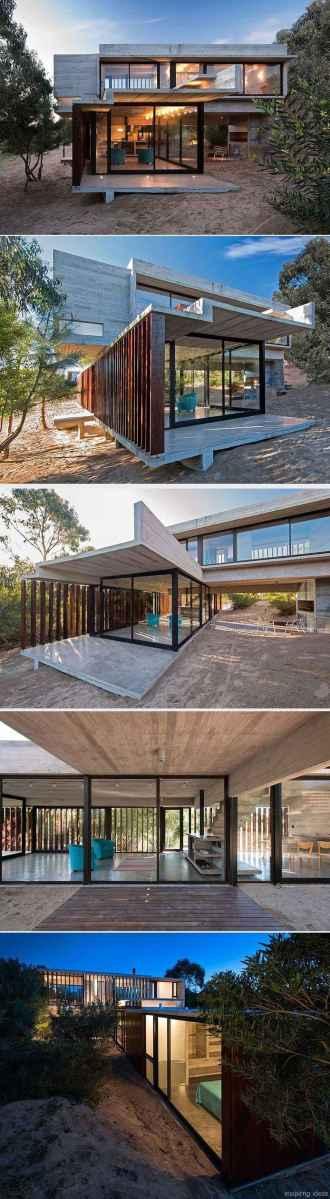 51 Unique Container House Interior Design Ideas