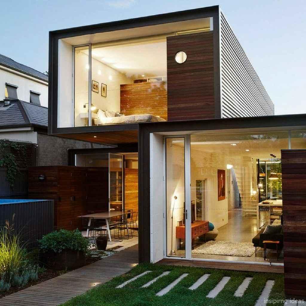 53 Unique Container House Interior Design Ideas
