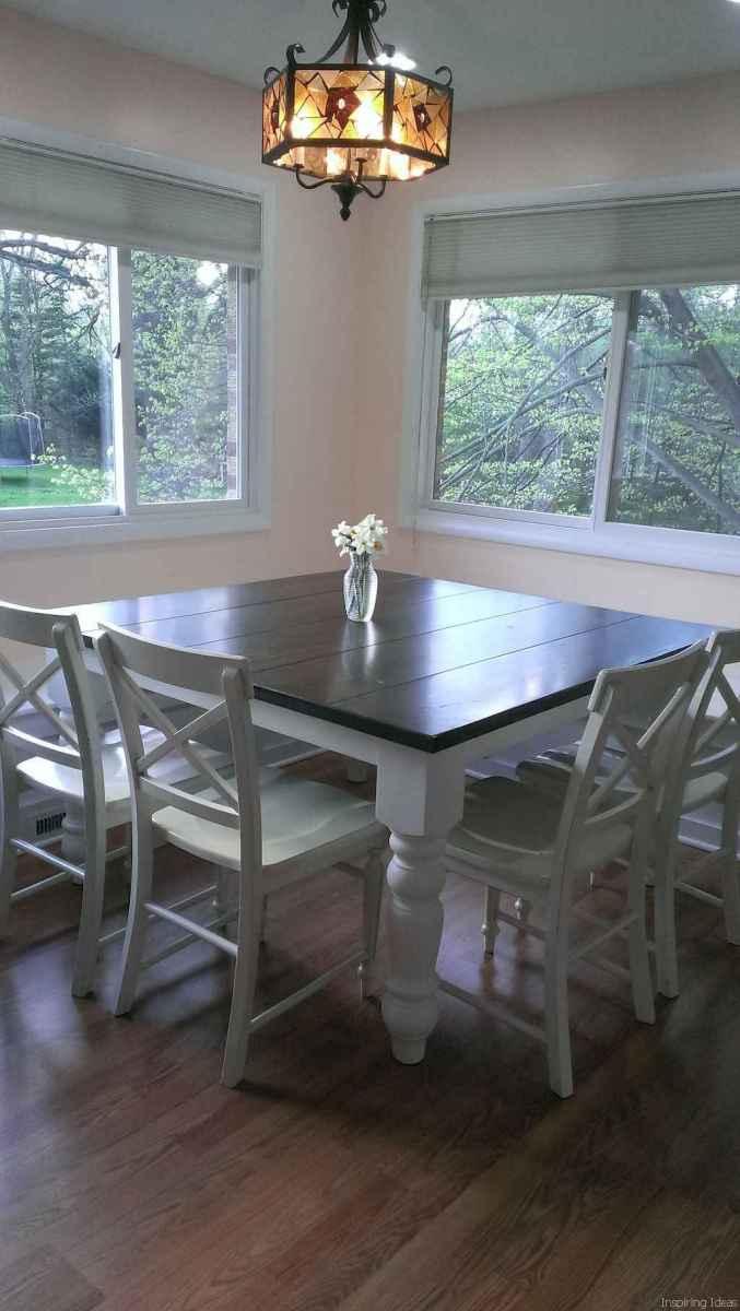 54 Beautiful Modern Farmhouse Dining Room Decor Ideas