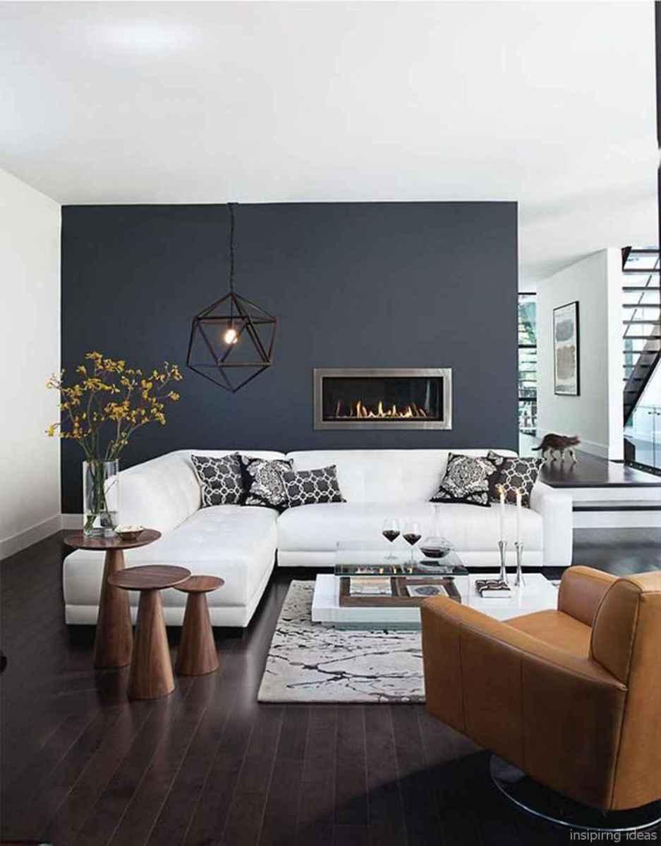 55 Fabulous Modern Gray Living Room Decor Ideas