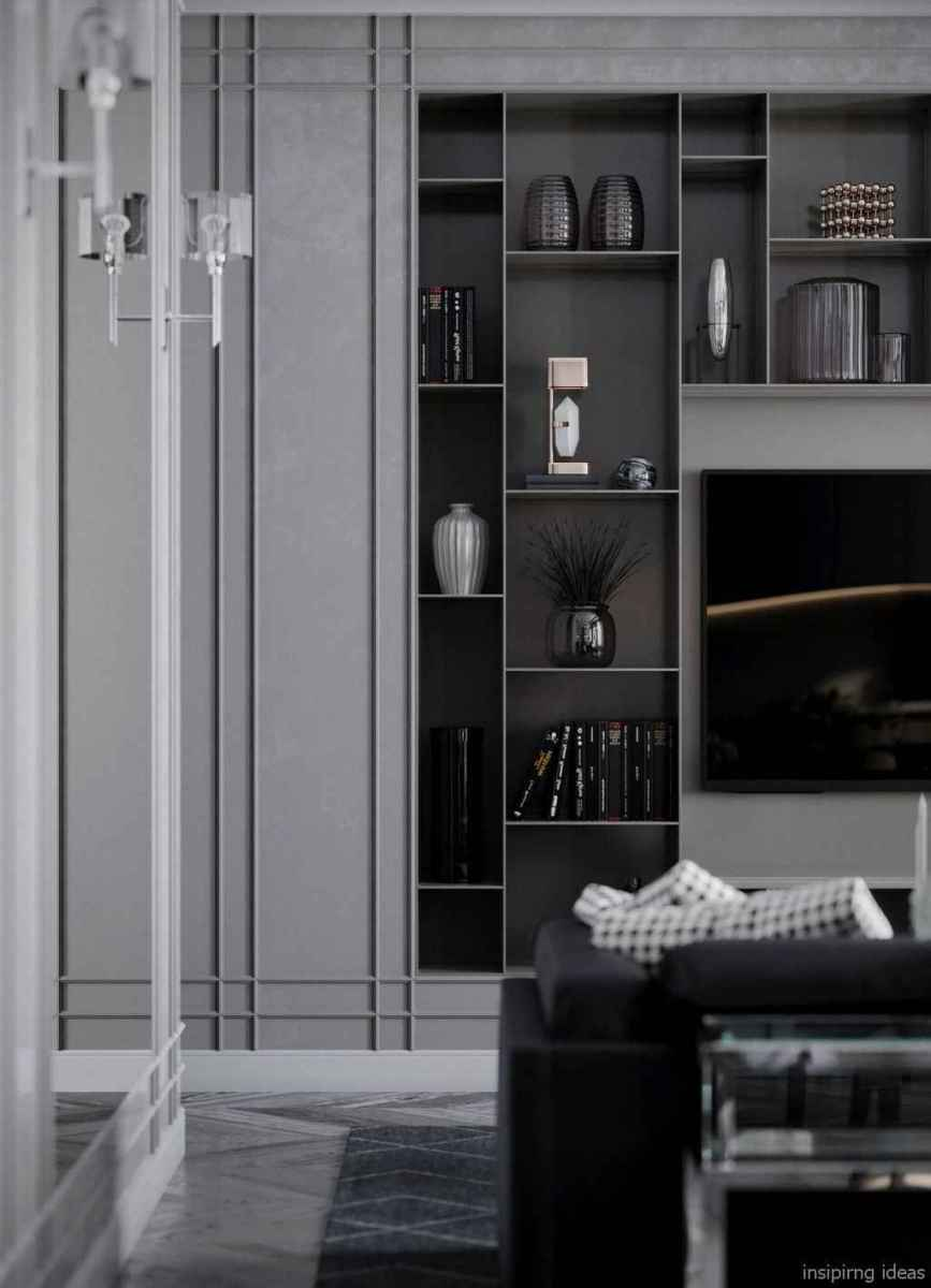 56 Fabulous Modern Gray Living Room Decor Ideas