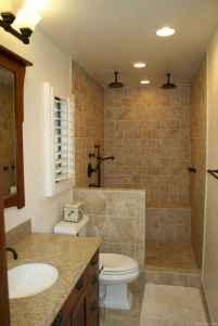 64 Genius Small Bathroom Makeover Ideas