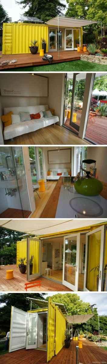 75 Unique Container House Interior Design Ideas