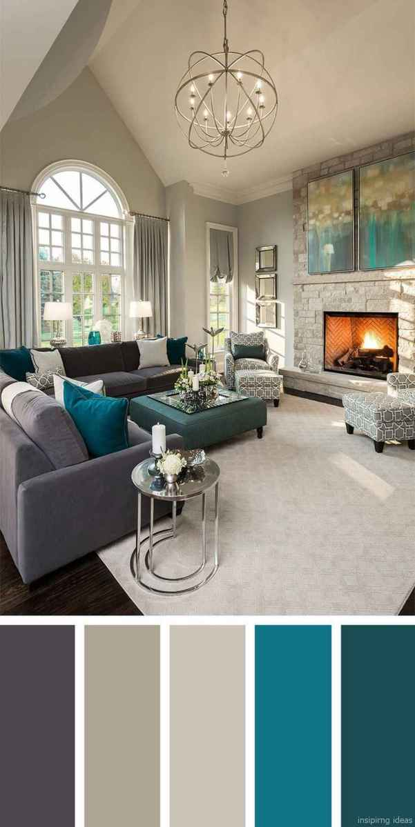 85 Modern Living Room Decor Ideas 09