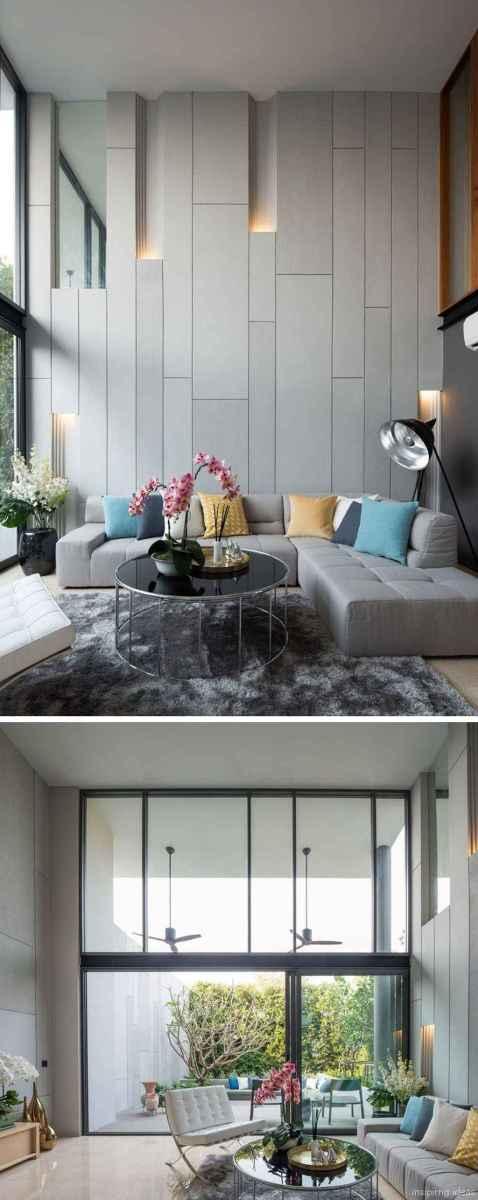 85 Modern Living Room Decor Ideas 37