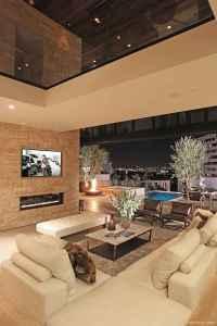 85 Modern Living Room Decor Ideas 41