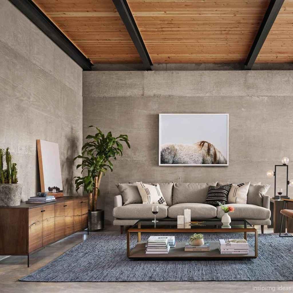 85 Modern Living Room Decor Ideas 53
