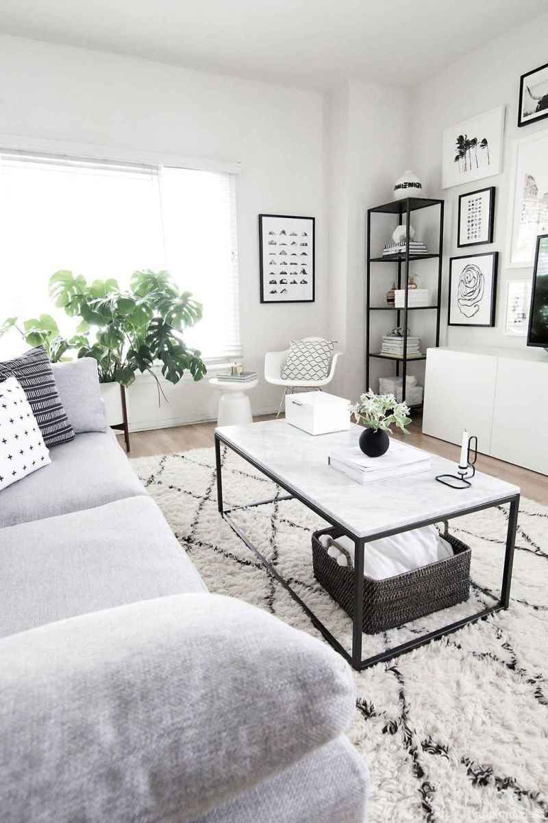 85 Modern Living Room Decor Ideas 61