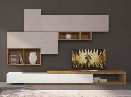 85 Modern Living Room Decor Ideas 75