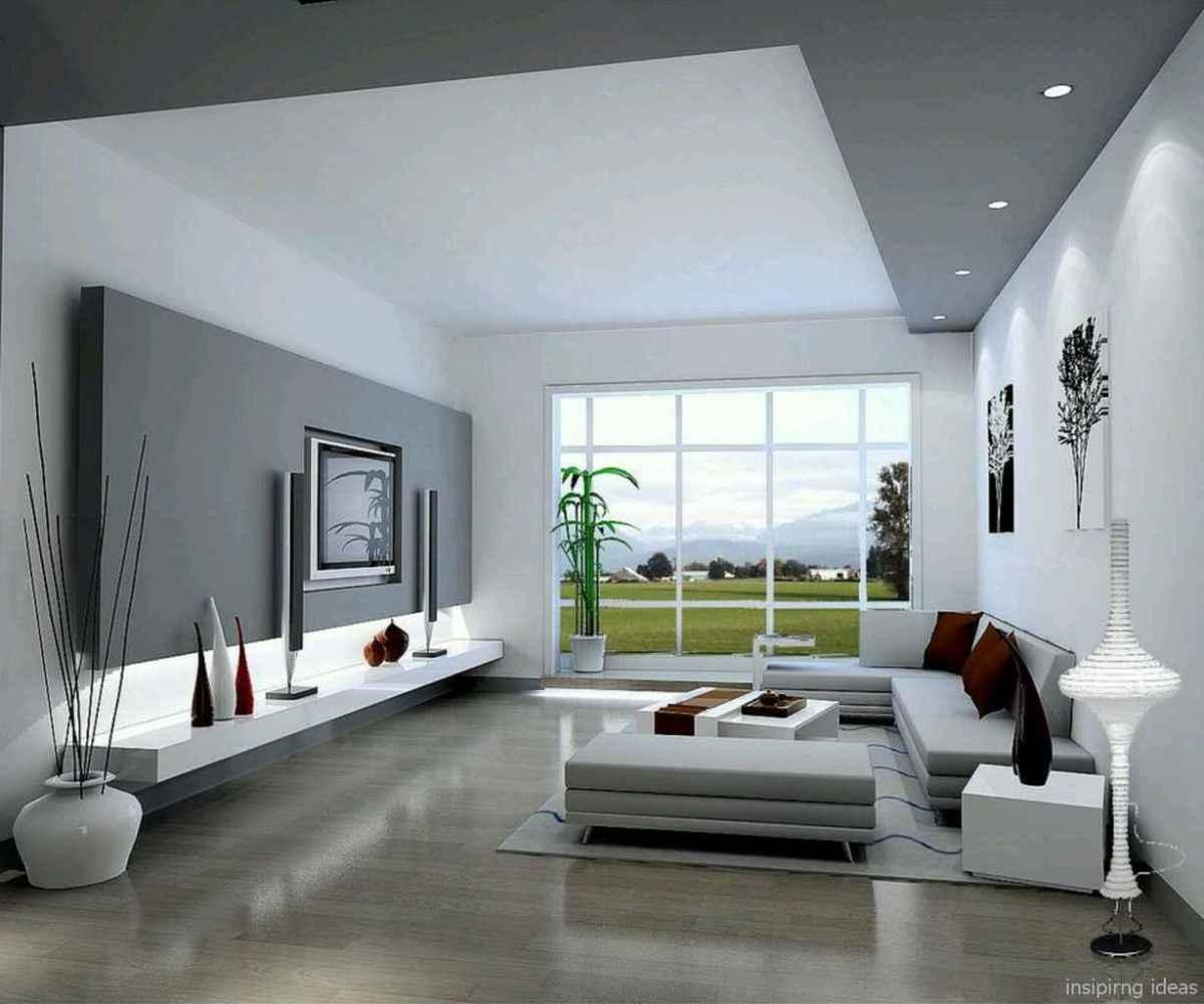 85 Modern Living Room Decor Ideas 78