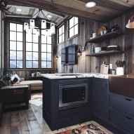 Incredible Tiny House Interior Design Ideas79