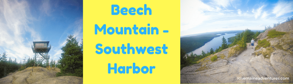 Beech Mountain - Southwest Harbor