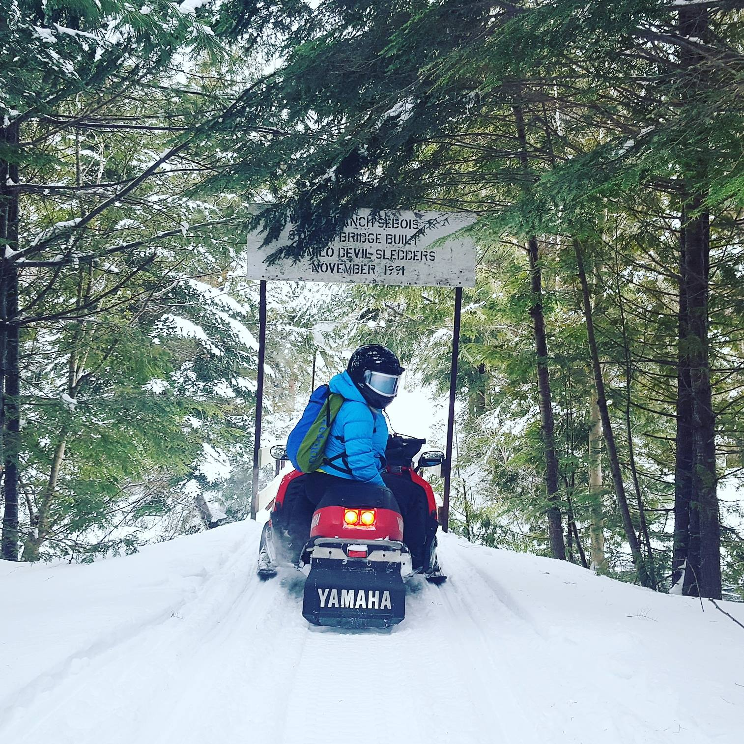 Beginner's Guide to Learning how to Snowmobile