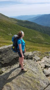 What's in Your pack - beyond the basics, love maine adventures, maine, hiking, packing for hiking, what to pack for hiking, maine trails, maine mountains