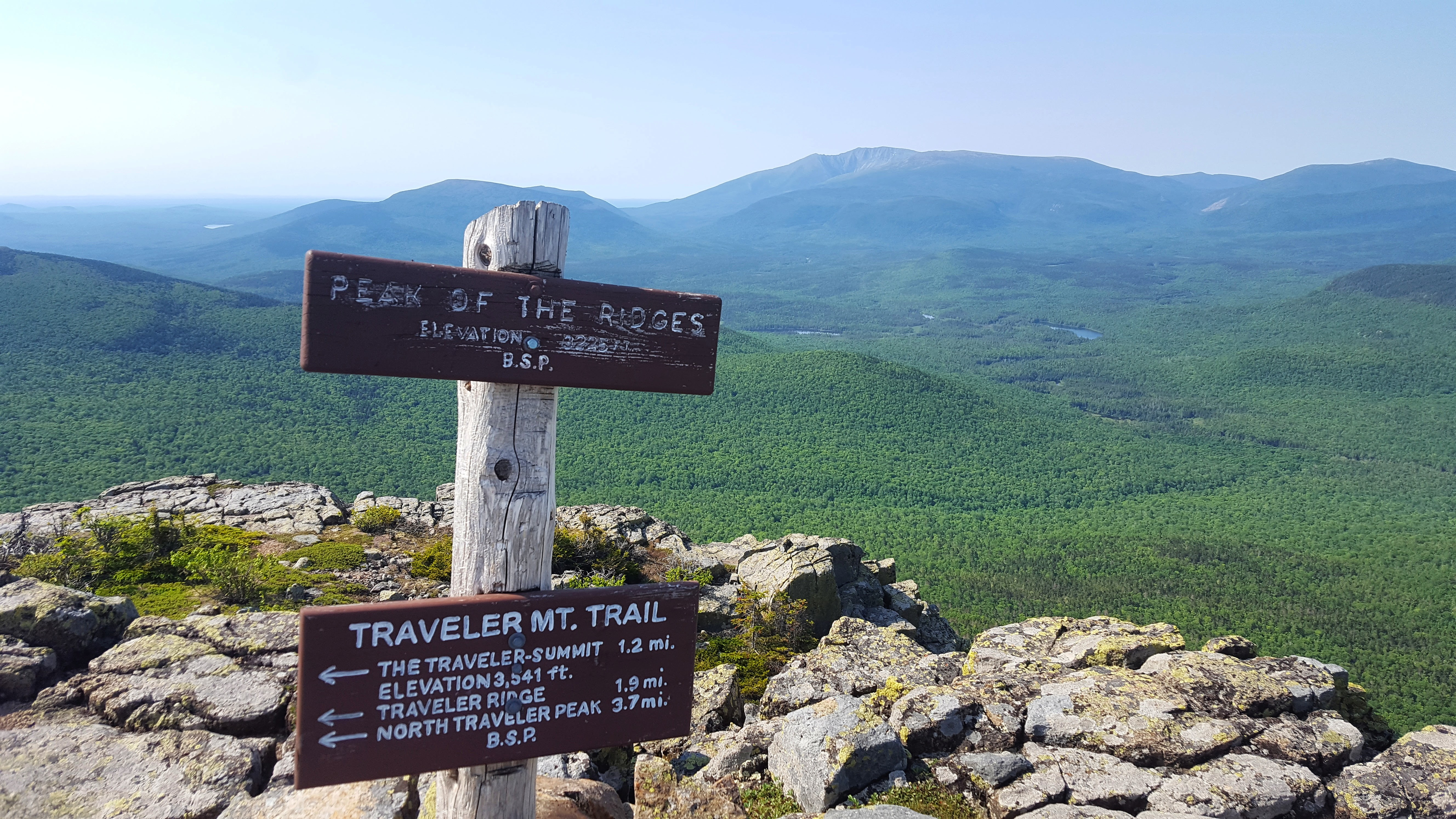 Beginner's Guide to The Traveler Loop – Baxter State Park