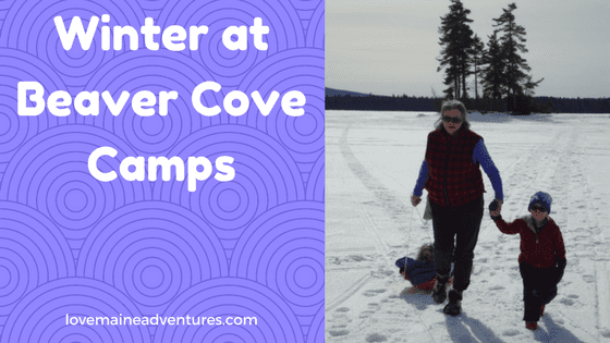 Winter at Beaver Cove Camps