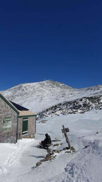 Lakes of the Clouds Hut