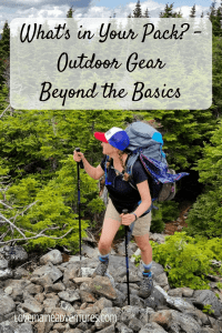 What's in Your Pack- - Outdoor Gear Beyond the Basics (4)