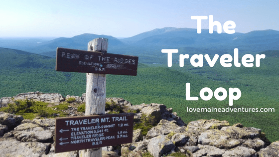 The Traveler Loop - Baxter State Park